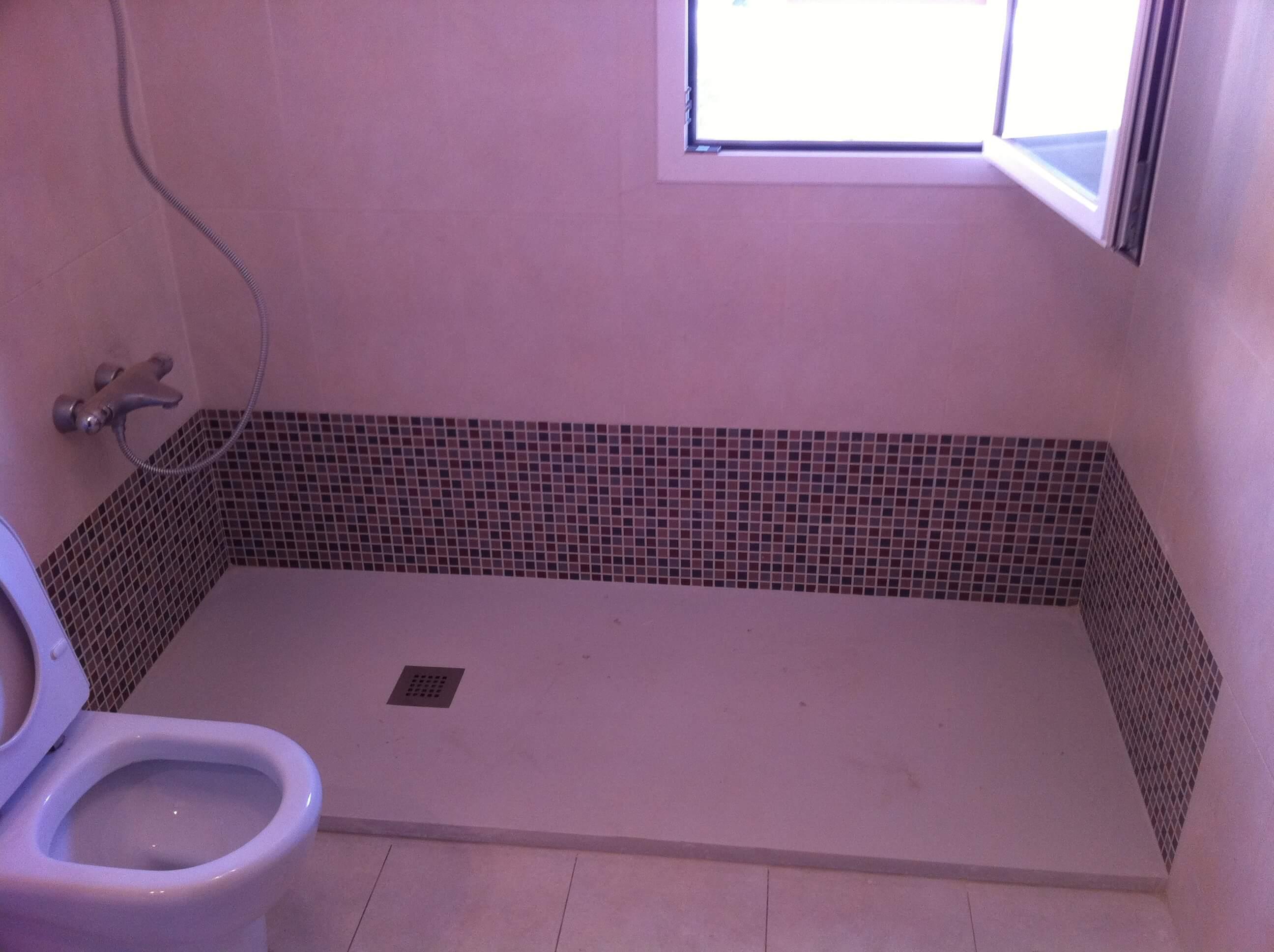 Reforma de baño en Cizur Menor