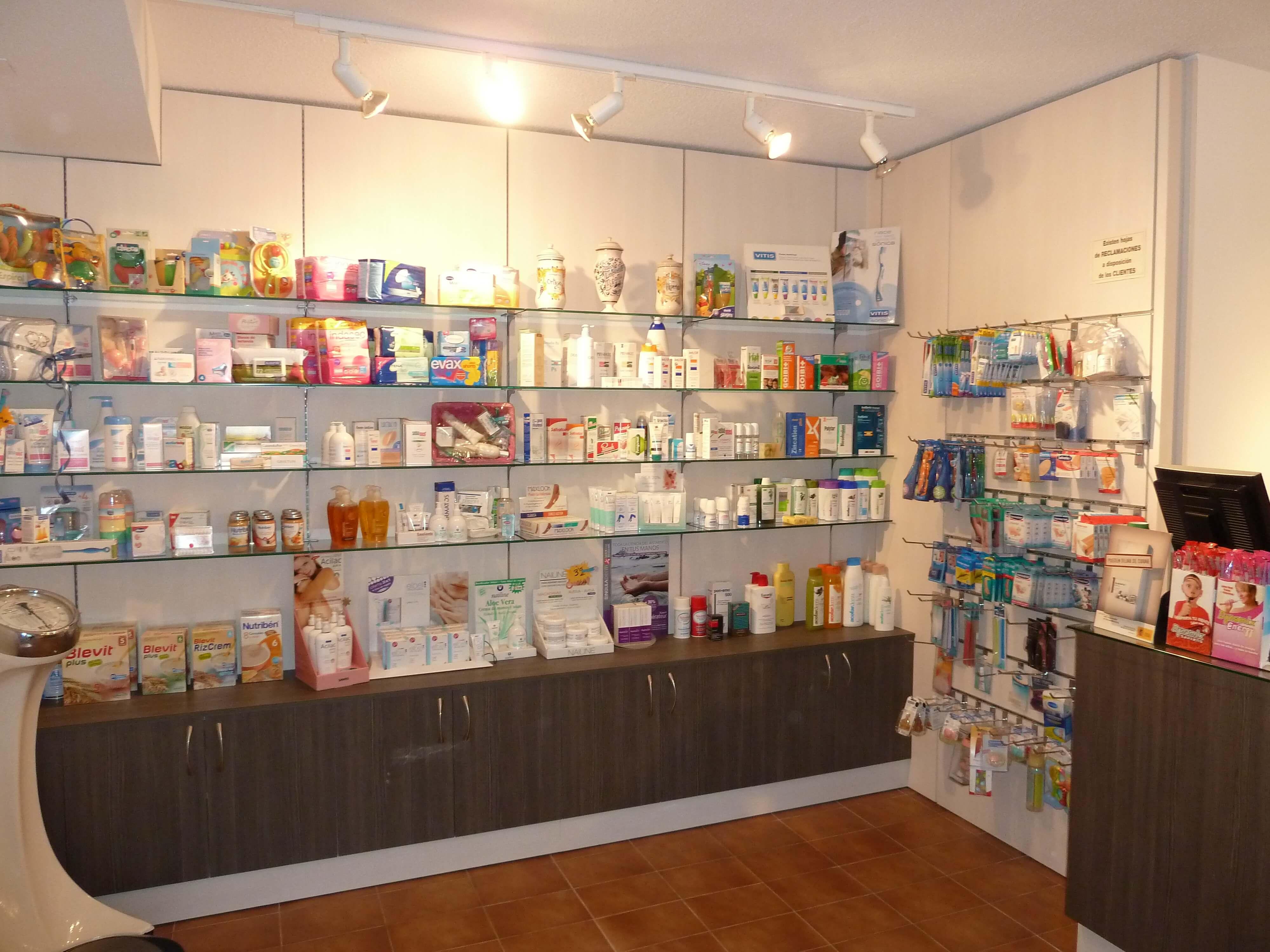Farmacia en Mañeru