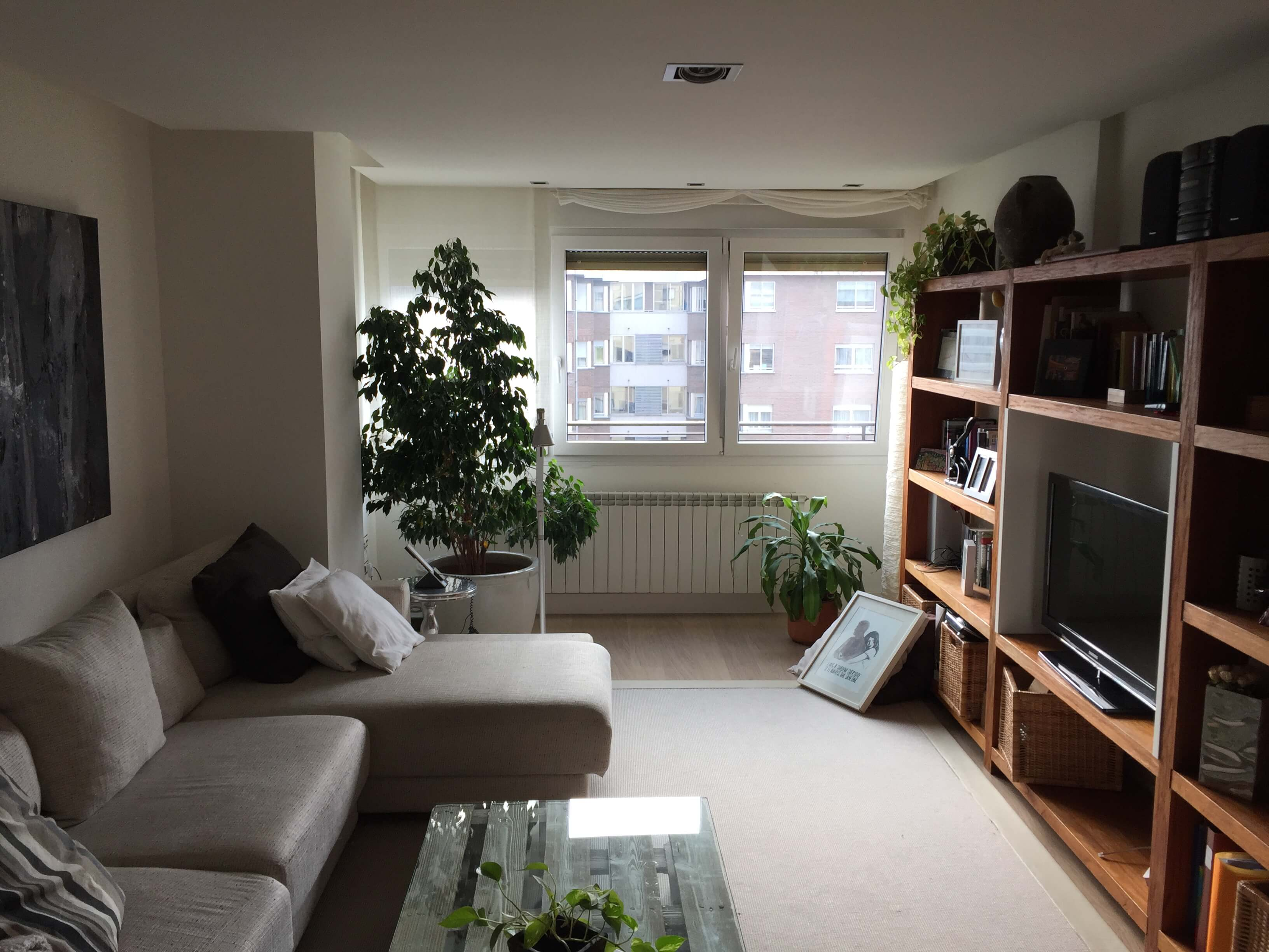 Reforma de vivenda en Pamplona