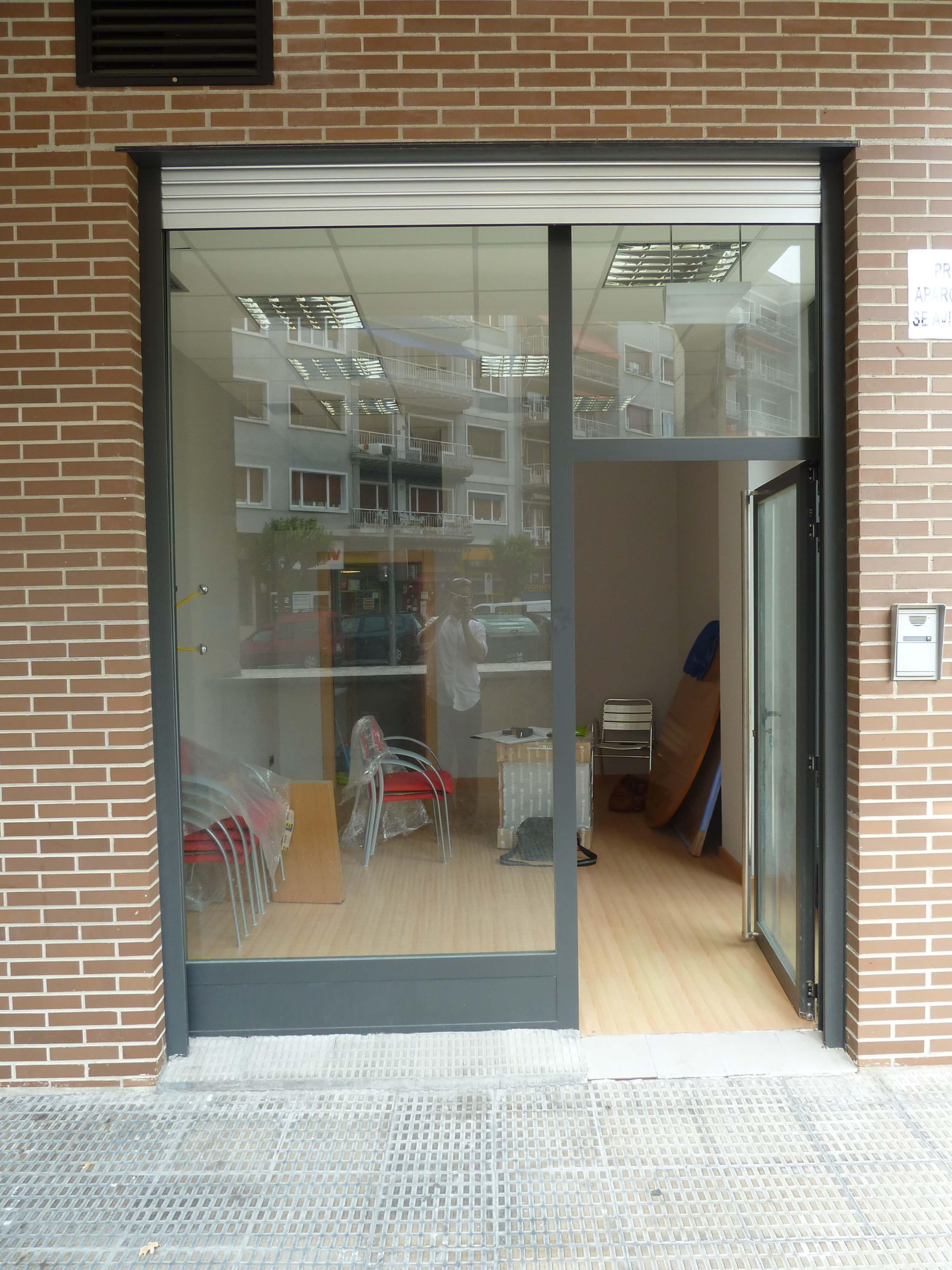 Habilitación de local para oficinas